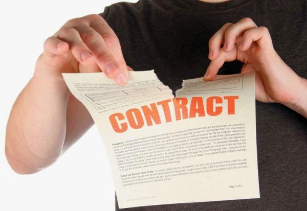 Как расторгнуть договор купли продажи квартиры? Соглашение о расторжение, скачать образец