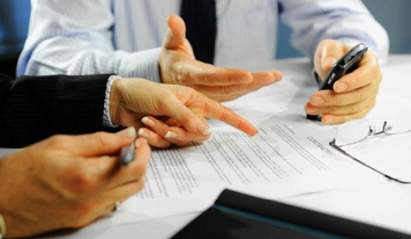 документы для оформления банкротства