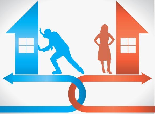 Квартира взята в военную ипотеку как делиться при разводе вот содержание