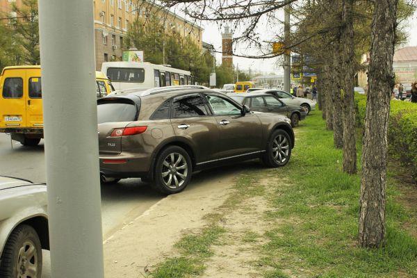Как избежать назначения штрафа за неправильную парковку