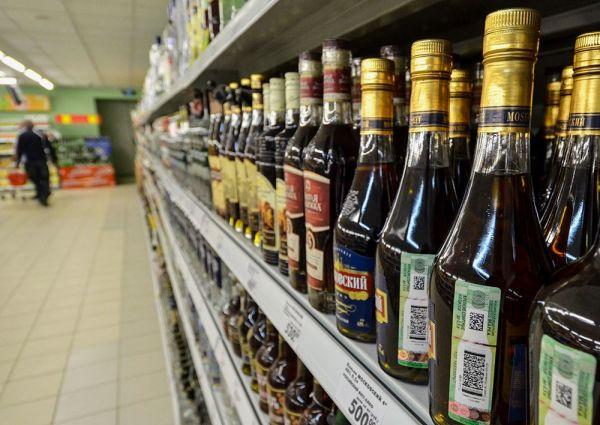 штраф продажа алкоголя после 23 00