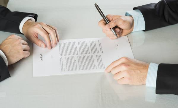 Договор подряда с индивидуальным предпринимателем