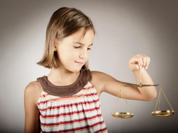 Права на наследство детей