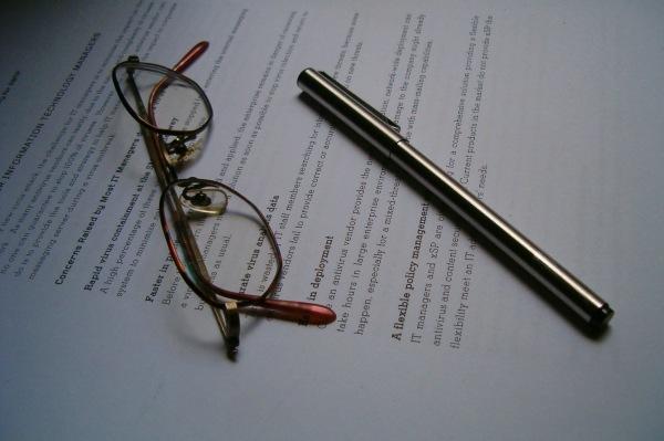 Как написать заявление на наследство