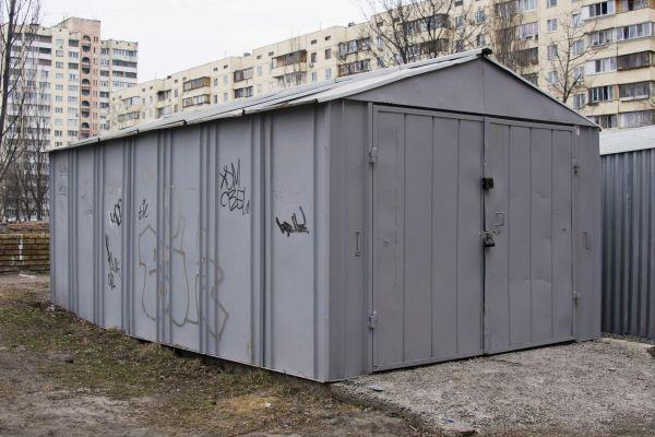 Оформление гаража в собственность