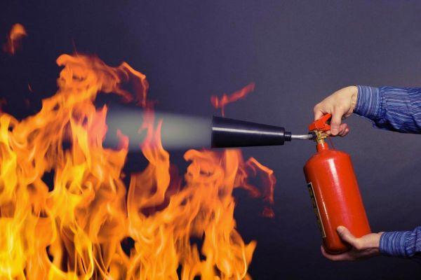 Штраф за нарушение пожарной безопасности