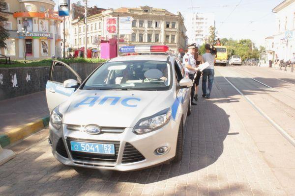 Штраф за отсутствие водительского удостоверения