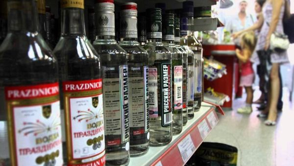 Штраф за продажу алкоголя несовершеннолетним людям