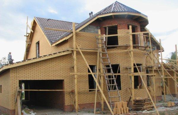 Использование материнского капитала на строительство дома