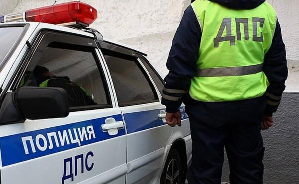 Проверка автомобиля в ГИБДД на арест