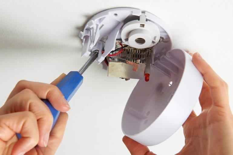 Новые правила монтажа низковольтного противопожарного оборудования